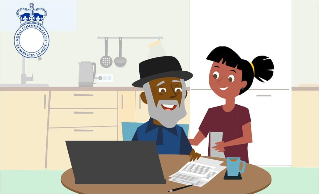Royal Commonwealth Ex-service league elearning module