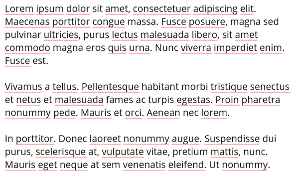 Dummy text generated in Storyline