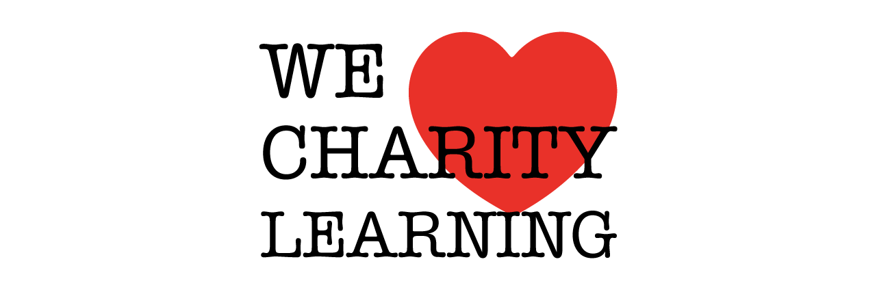 We love charity learning
